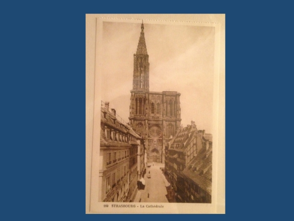 """The Strassbourg Cathedral was the highest building of the world between 1647 and 1874. It is a good example of European project management. Aims: """"Build a cathedral with two towers"""". Deliverables: """"Working cathedral in 1647 with two towers"""". Risk analysis (usually not a prominent part in EU grants): """"We might not have sufficient funding to complete the second tower. In this case, we will exhibit the cathedral as a local attraction."""" If you can't fix it, feature it."""
